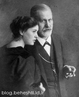 توصیه های فروید به دخترش