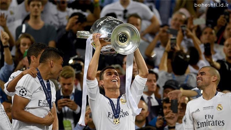 یازدهمین قهرمانی رئال مادرید در چمپیونزلیگ 2016