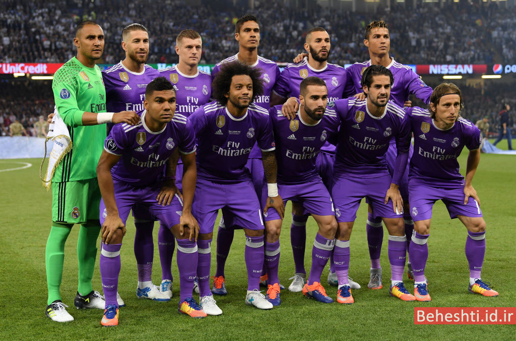 رئال مادرید 4 – یوونتوس 1