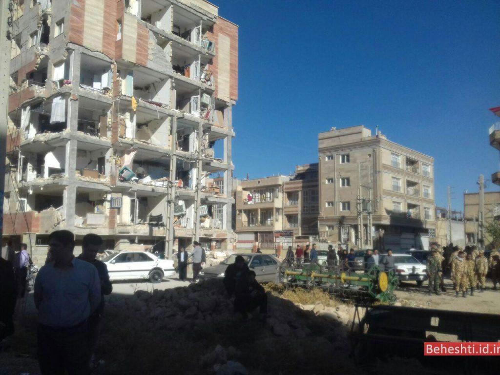 زلزله کرمانشاه 96 و مسکن مهر