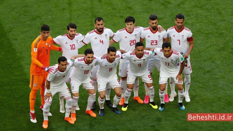ایران 1 مراکش 0؛ جام جهانی 2018