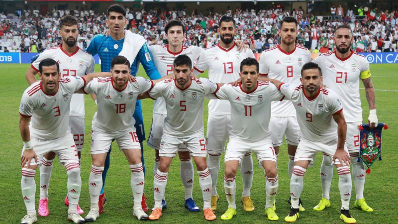 ایران ژاپن جام ملت های آسیا 2019