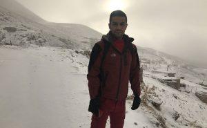 اسماعیل بهشتی - بادله کوه دامغان - آذر 96