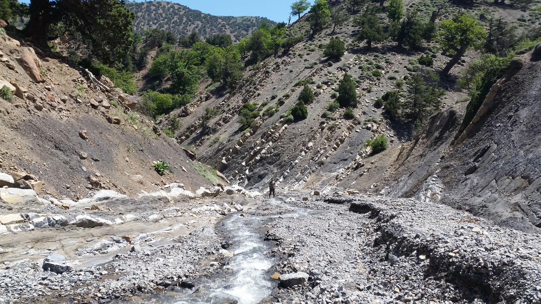 چشمه اسپیرو دامغان