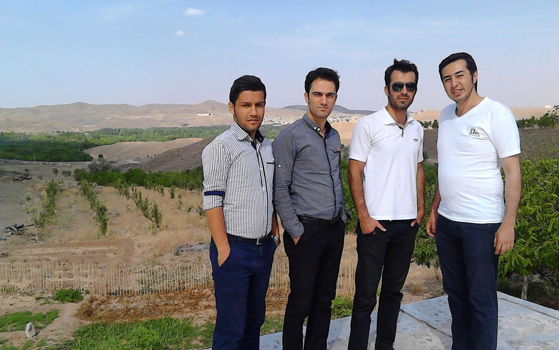 اسماعیل بهشتی؛ باغ بهادران اصفهان