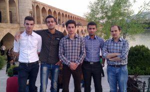 33 پل اصفهان اسماعیل بهشتی