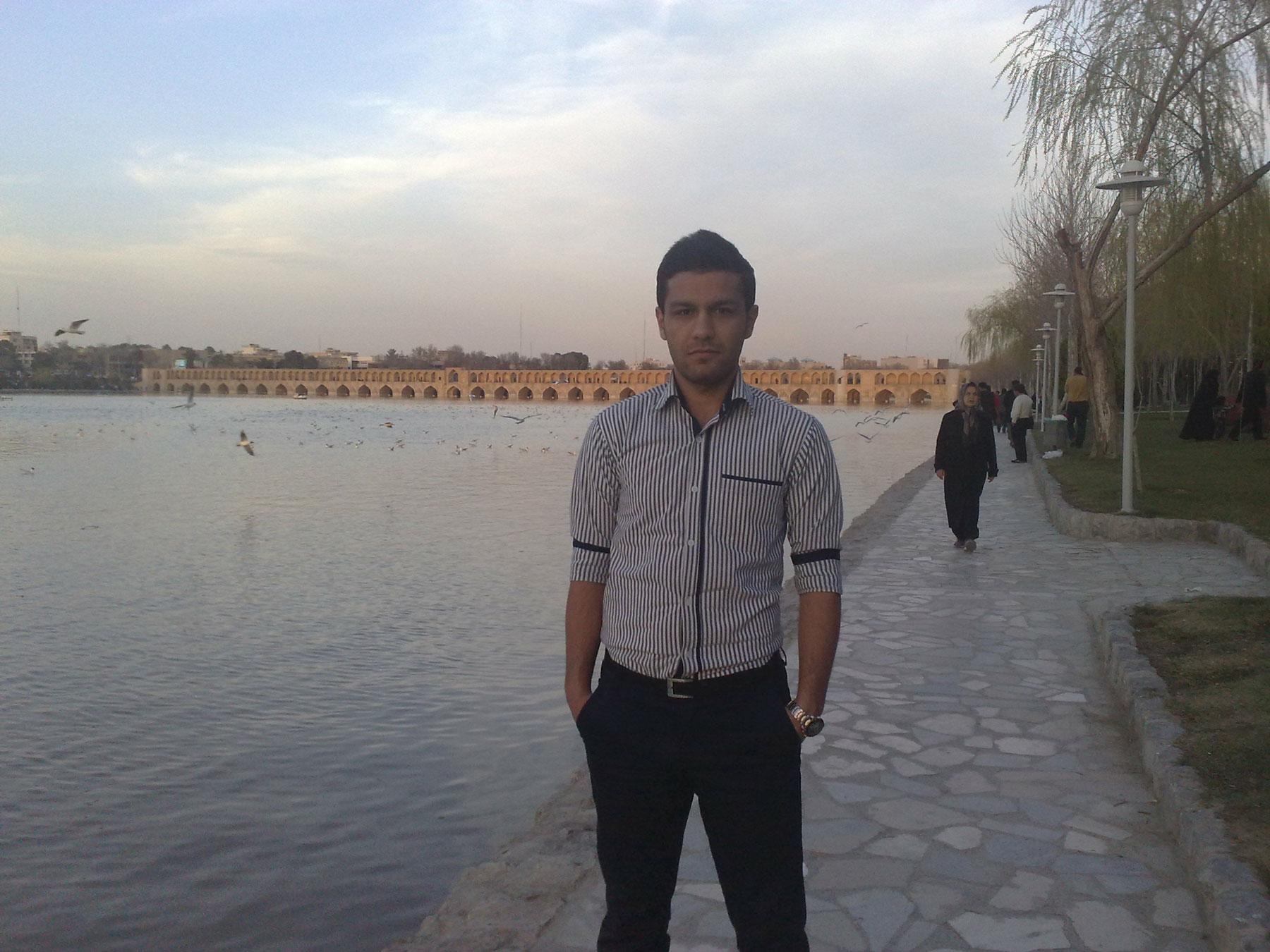 اسماعیل بهشتی، زاینده رود و سی و سه پل اصفهان