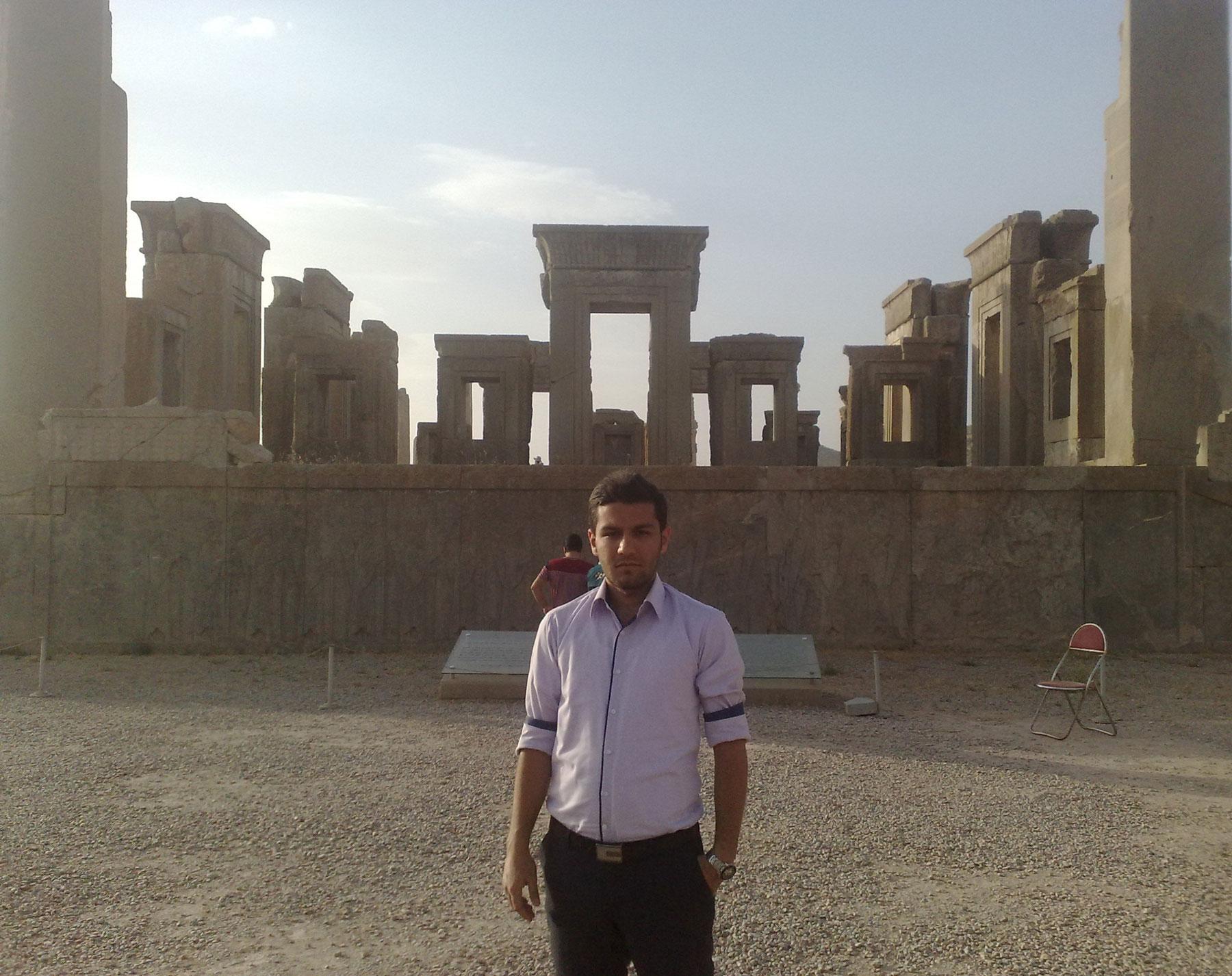 اسماعیل بهشتی، پرسپولیس شیراز 94