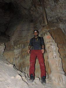 اسماعیل بهشتی، قندیل های غار شیربند دامغان