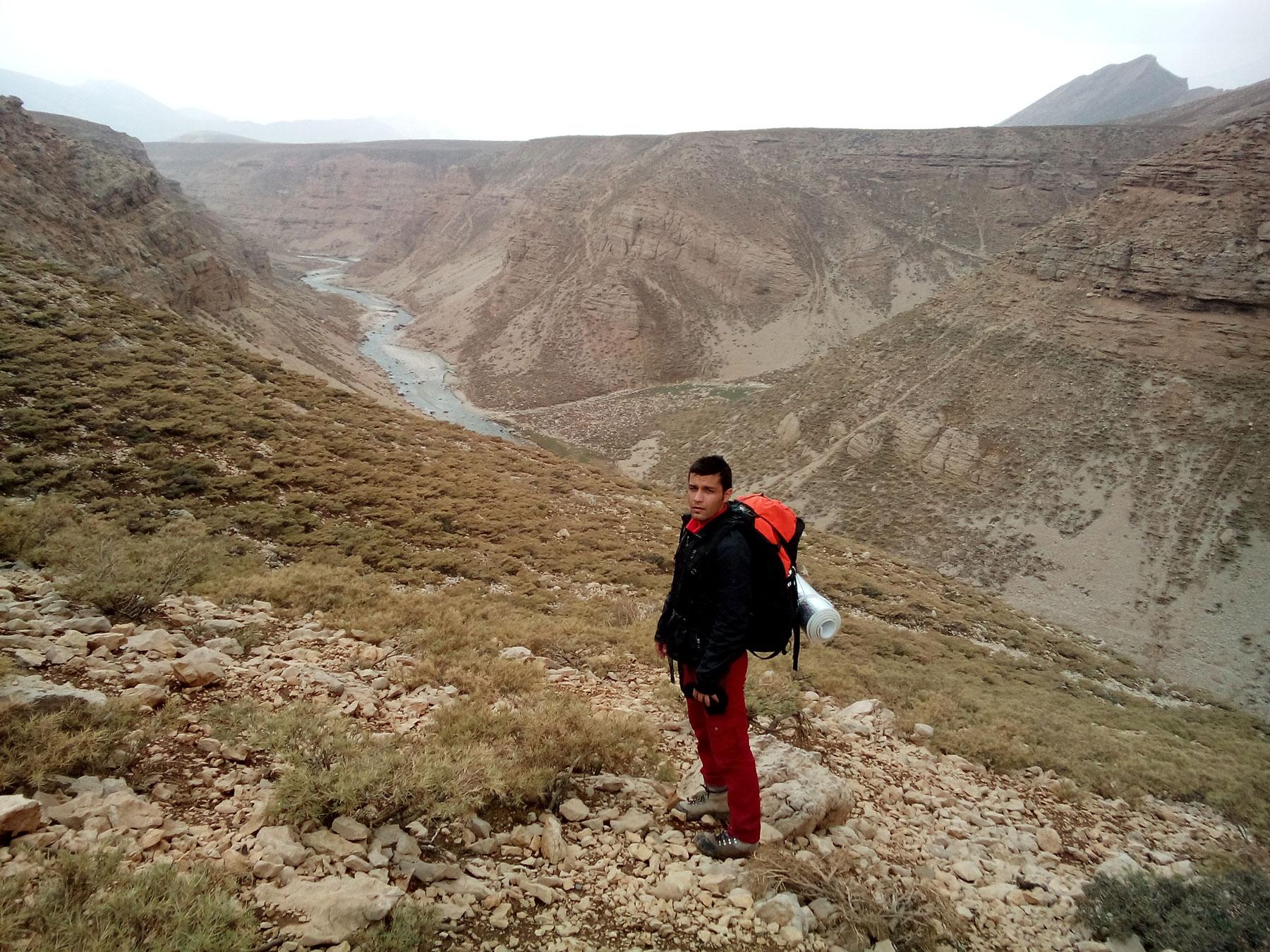 رودخانه و طبیعت بکر زردکوه
